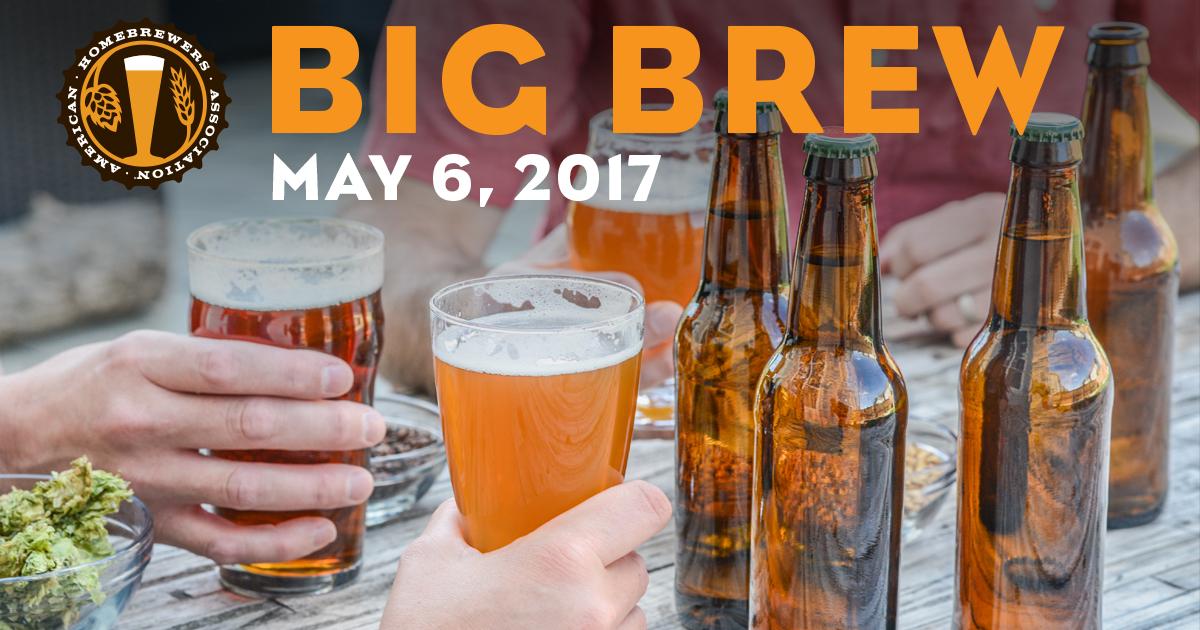 Big Brew - May 6, 2017