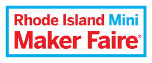 Rhode Island Mini Maker Faire Logo