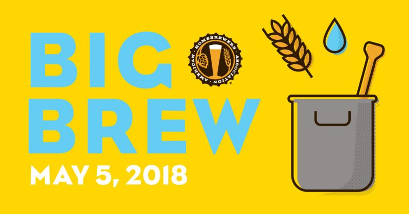 Big Brew - May 5, 2018